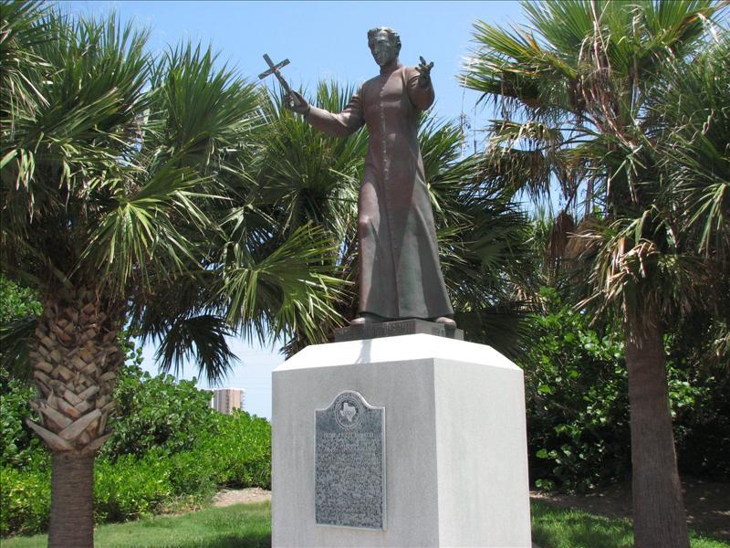 José Nicolás Ballí (Padre Ballí) statue
