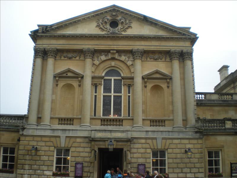 The Roman Baths - 27th May