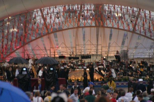 Memorial Day Concert on the Mall, 2004