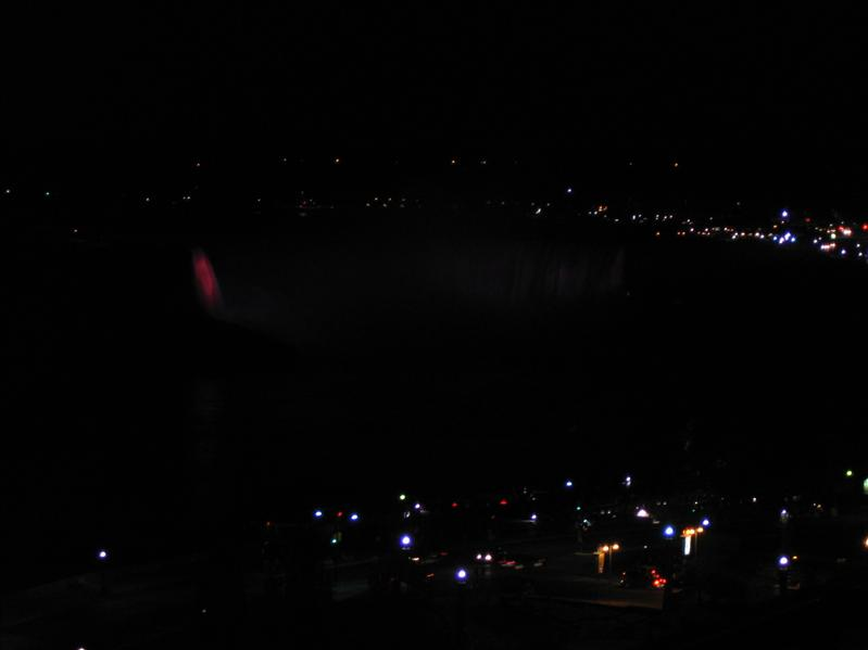 Niagara Falls at Night - 09