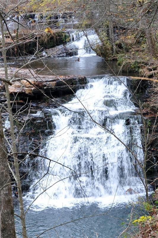 Rutledge Falls, Manchester, TN