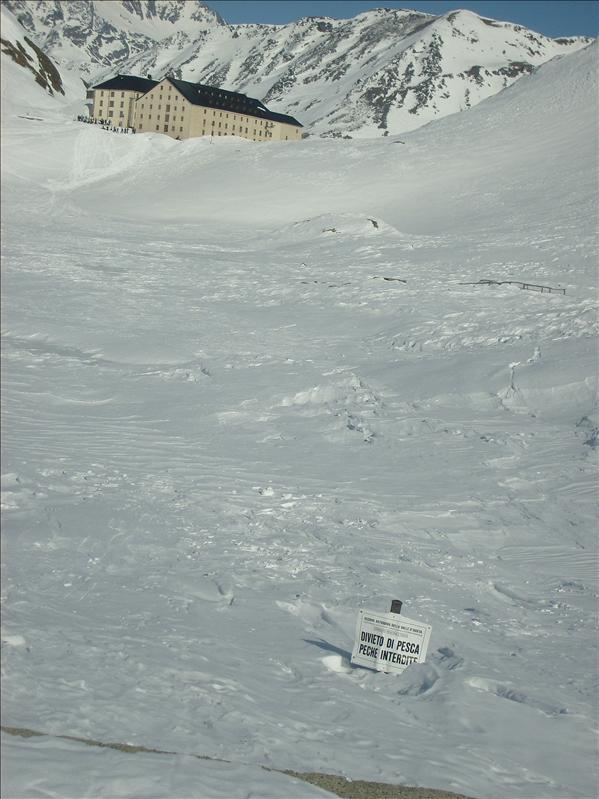 Grand-Saint-Bernard•2009