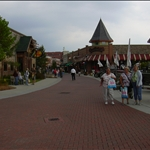 shopping in Branson, Missouri, U.S.A.