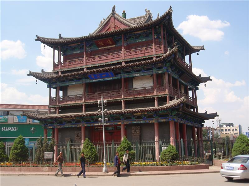Drum Tower (roundabout)
