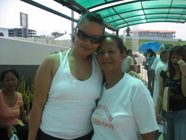 Aunty Lita. Mom's eldest sis