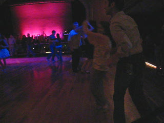 Salsa Dancing in Seattle