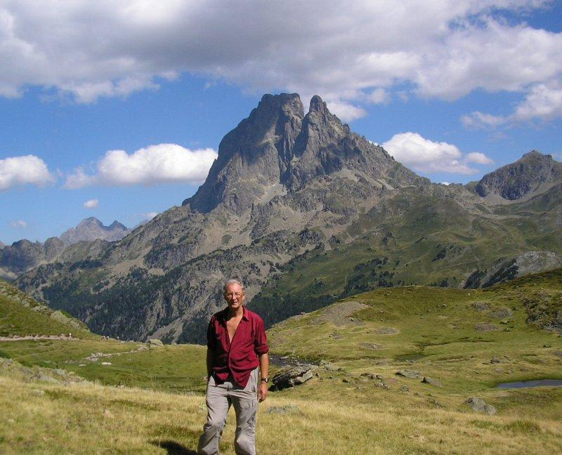 Mont Ossau was a good walk ....