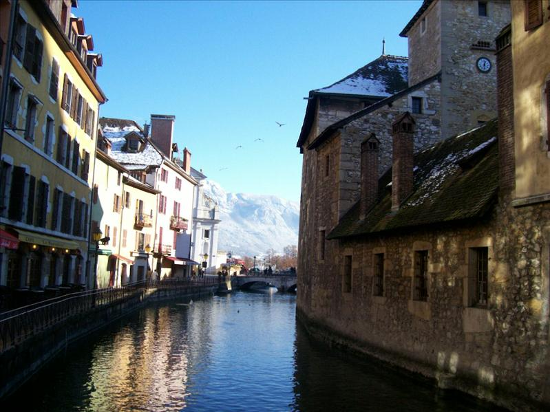 Annecy, panorama