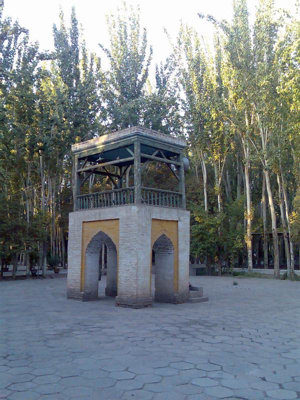 Id Kah Mosque, Kashi