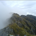 Aonach Eagach Ridge, Scotland 