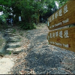 Start at Yee Ting on Pak Tam Road 鯽魚湖怡庭起步
