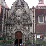 MEXICO CITY - CATEDRAL METROPOLITANA