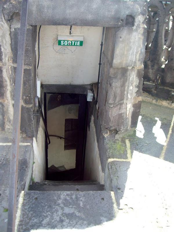 登高的出口入口