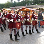 Medieval day in Peschiera....