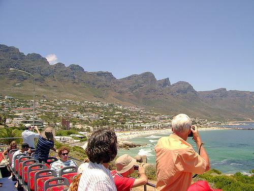 Twelve Apostles & Camps Bay