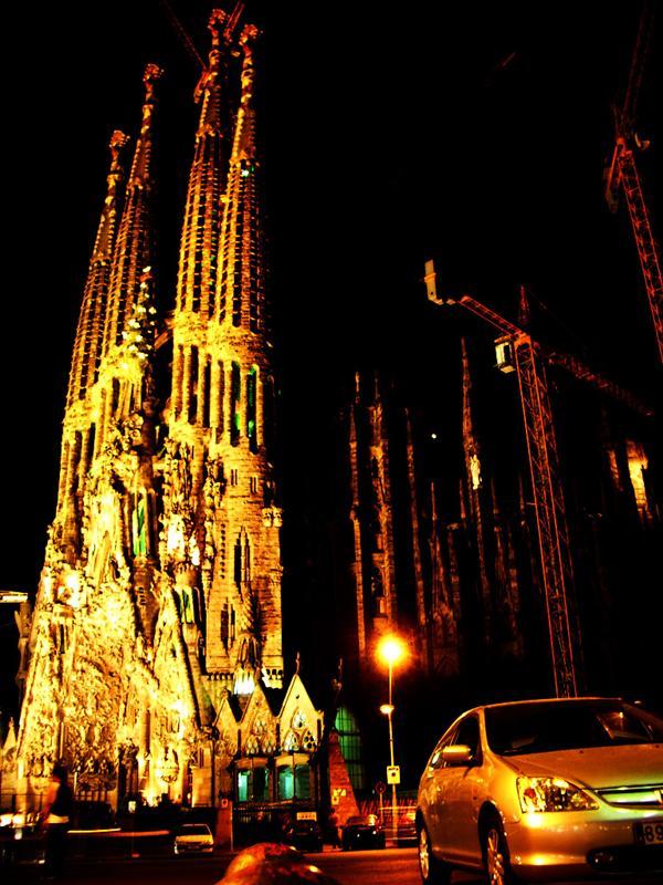 Sagrada Familia (Spain)