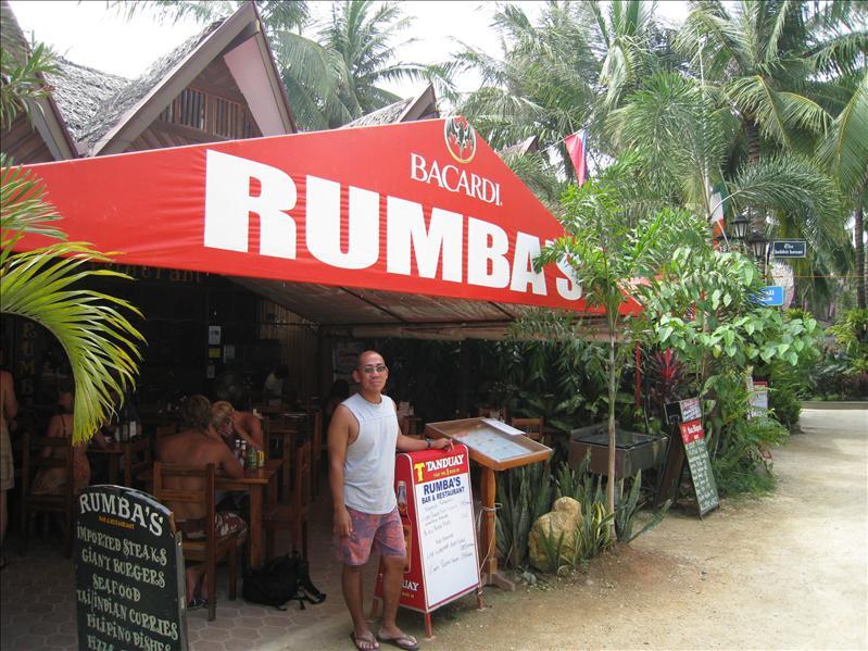 Dennis Rumba?