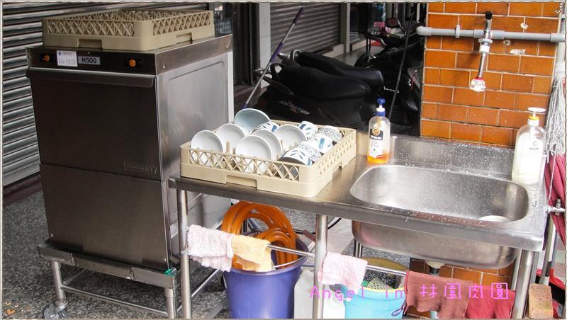 洗手兼洗碗