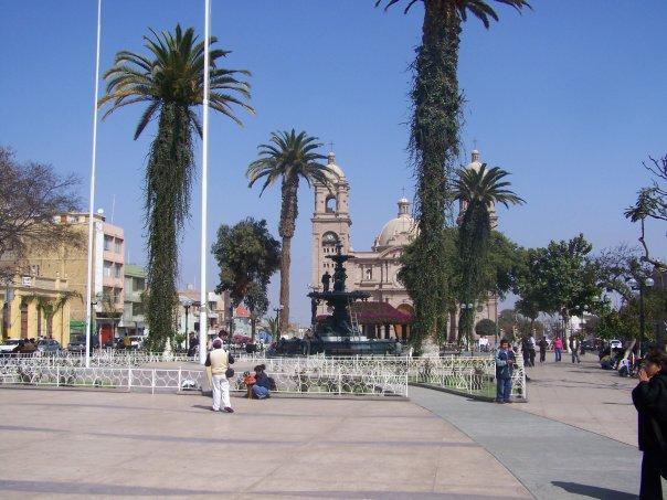 Plaza de Armas Tacna