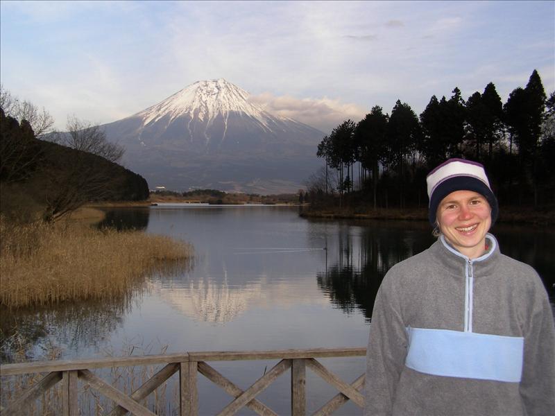 Aline•Fujisan•Lake Tanuki