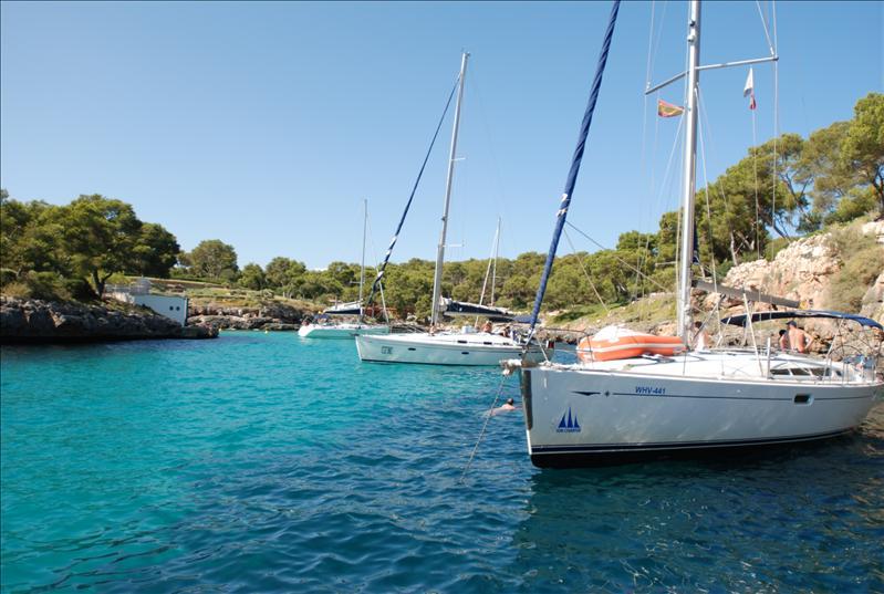 Pretty cala on the northest of Mallorca