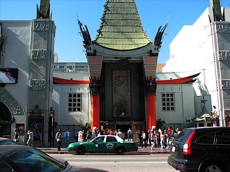 Grumman's Chinese Theater in Hollywood