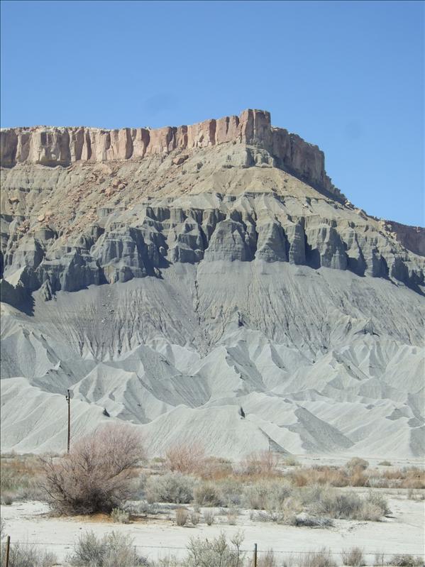 San Rafael Desert, Utah