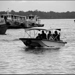 Boat from Pulau Ketam