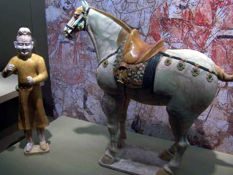 Cultural Relics, Shannxi History Museum