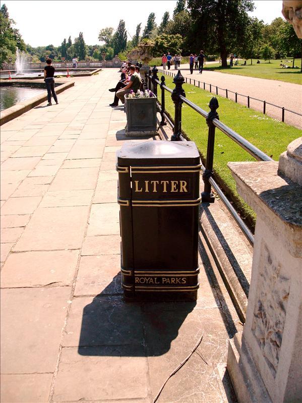 Litter Bin :)