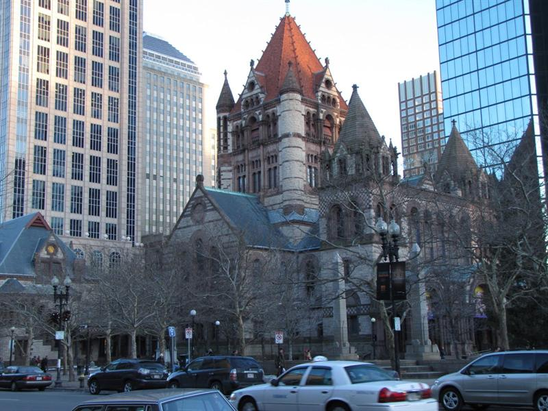 Boylston, St - Copley Plaza, Boston, MA