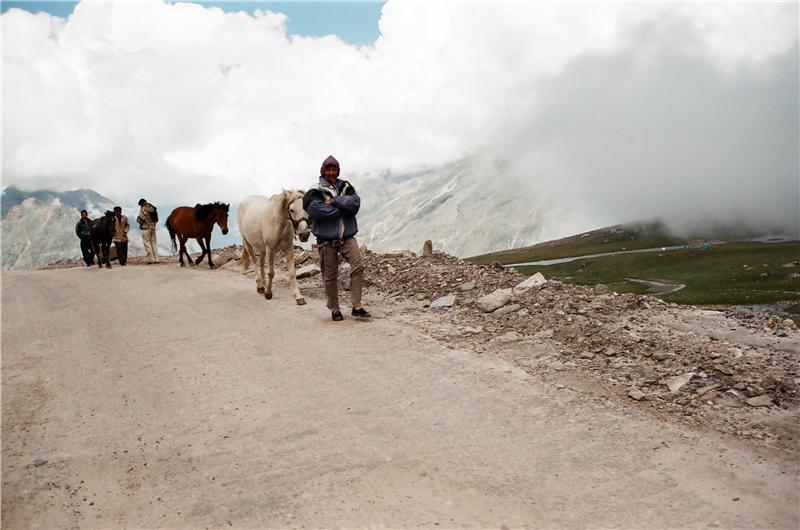 Rothang Pass  3978 m