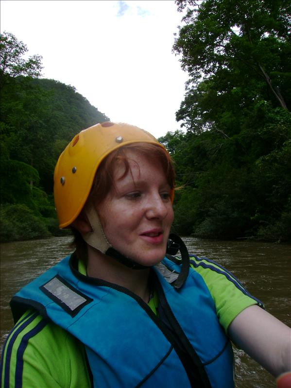 White Water Rafting, Pai River