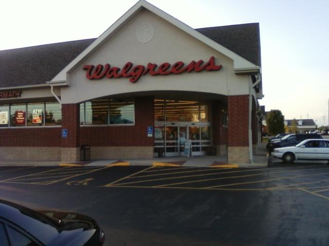 Walgreens, in every neighborhood, because they thought you needed them in your back yard