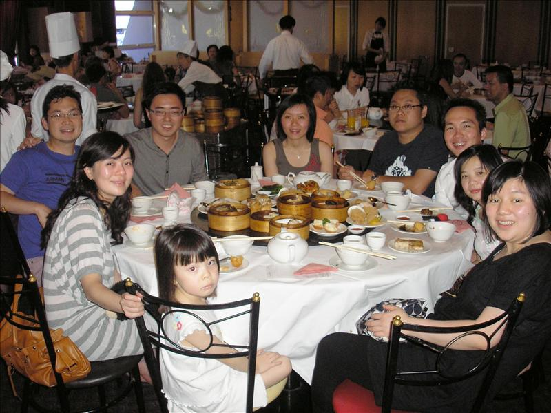 yumcha @ The Plums