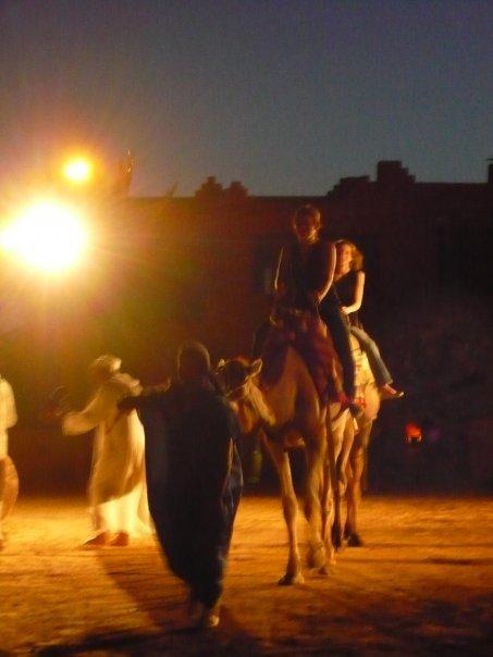 La soirée marocaine - Marrakech