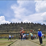 The Divine Borobudur.