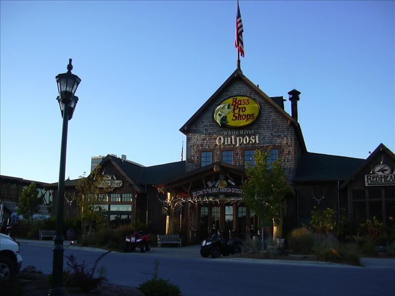 Bass Pro Shop in Branson