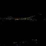 View from Fuji in the night!
