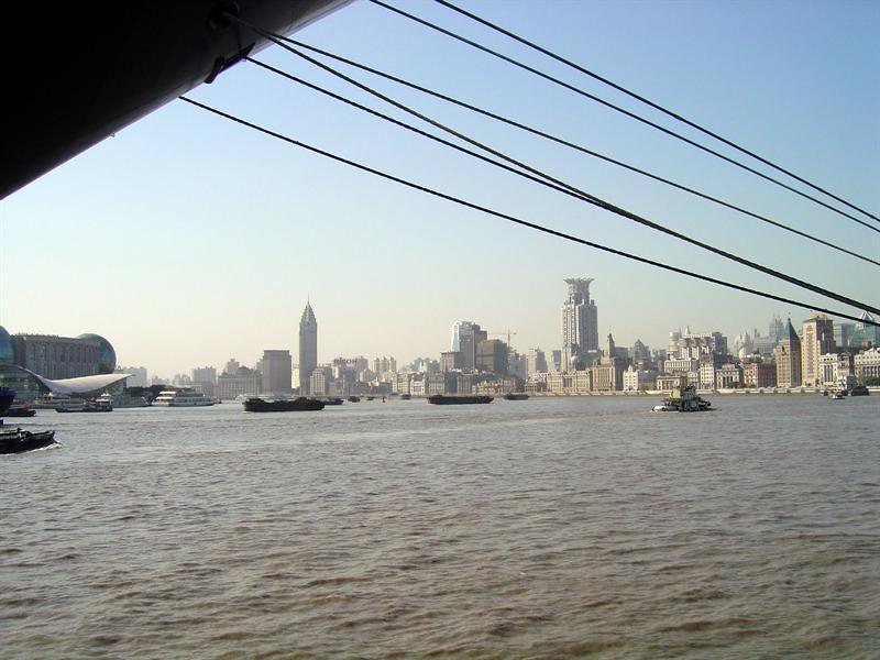 SHANGHAI (上 海 市) PORT