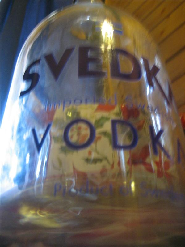 Ski town essentials; good drink, good friends