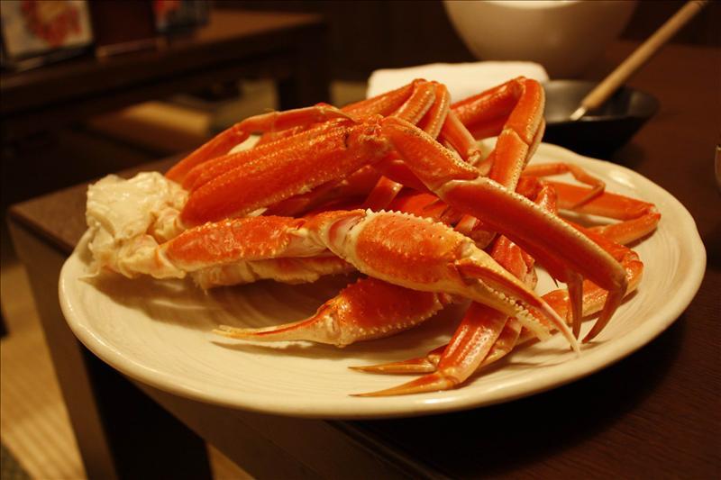北海道螃蟹