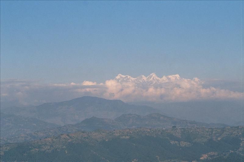 Lamjung Himal (6,983m)