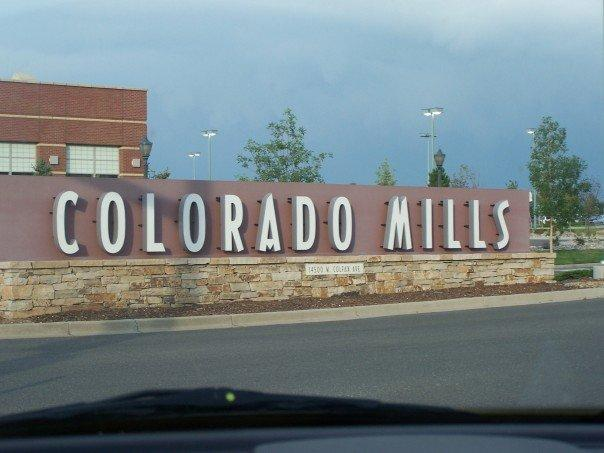 Where there's a Vaughan Mills, there has to be a Colorado Mills. I was so curious about it, and I went to see it.