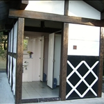very clean public toilets•Kameyama
