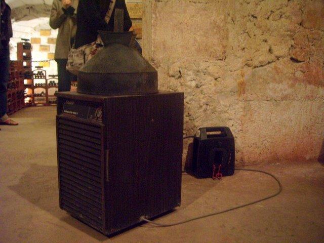 這是控制濕度的機器