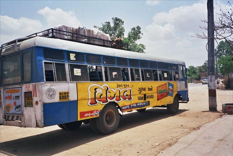 Autobus indio - Soul India