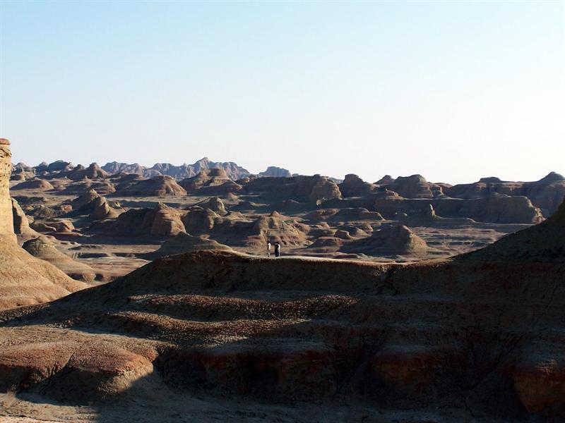 Wu'erhe, Xinjiang
