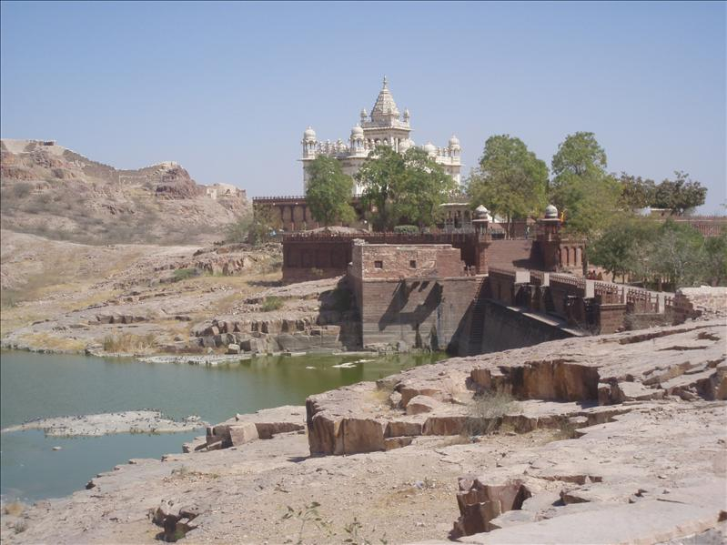 Jaswant Thada 1906 A.D, Jodhpur