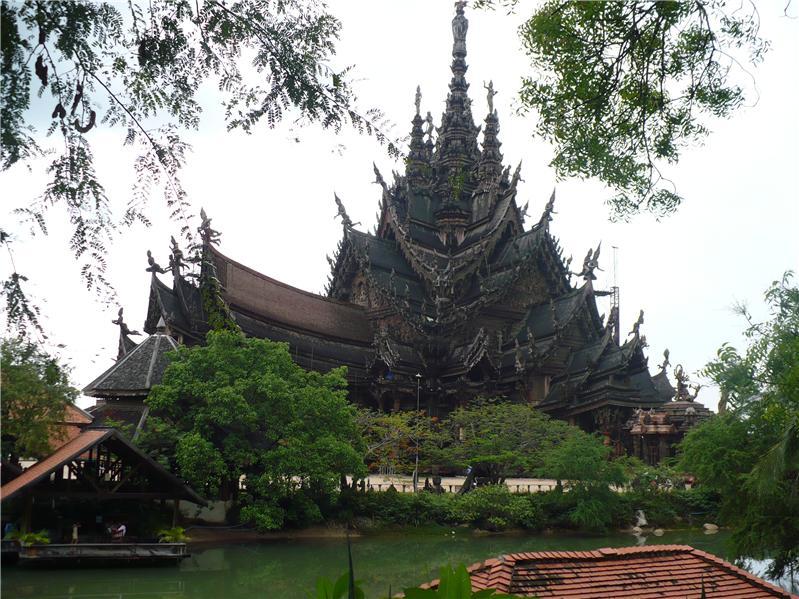 Tretempelet Pattaya